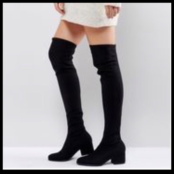 b27c54936b2 Marc Fisher LTD Arrine Over the Knee Boots